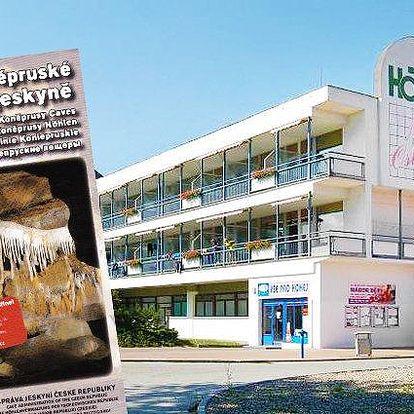 3 až 6denní pobyt se snídaní nebo polopenzí v hotelu Na Ostrově v Berouně pro 2 osoby