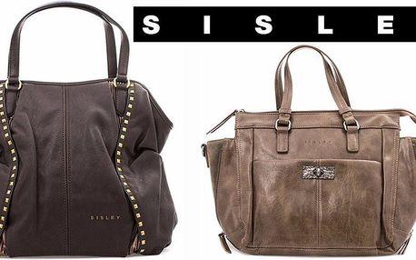 Nádherné dámské kabelky Sisley