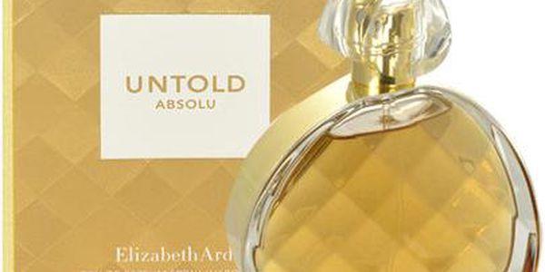 Elizabeth Arden Untold Absolu parfémovaná voda 50ml pro ženy