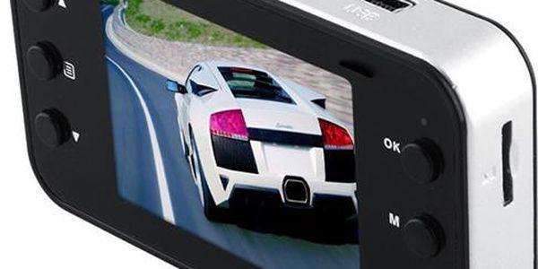 Kamera do auta s nočním viděním