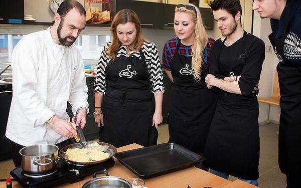 AMERICAN KITCHEN: taking English out of the classroom and into the kitchen // kurzy vaření v angličtině