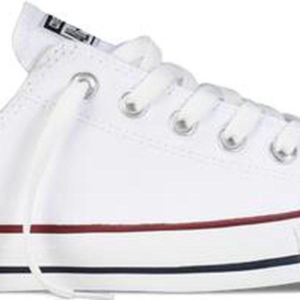 nízké boty Converse Chuck Taylor AS OX optic white 41