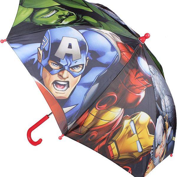 Disney Brand Dětský deštník Avengers - Pruhy
