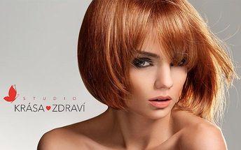 Profesionální barvení pro všechny délky vlasů ve Studiu krása a zdraví v Ostravě