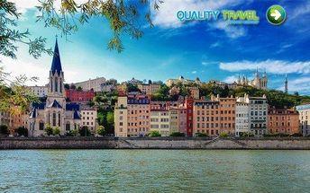 Poznávací zájezd Provence a Lyon s dopravou