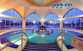 Park Inn **** Sarvár + vstup do lázní