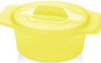 Tescoma miska FUSION Diet Revolution ø 12 cm, žlutá