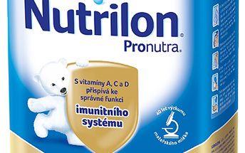 NUTRILON 4 ProNutra vanilka (800 g) - kojenecké mléko