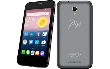 Alcatel One Touch Pixi DUAL-SIM 4024D Šedý