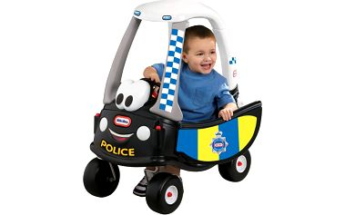 Little Tikes Cozy Coupe - policejní patrola