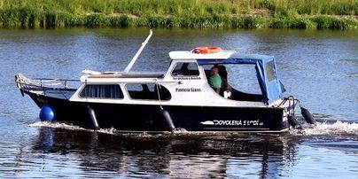SP Praha - pronájmy lodí