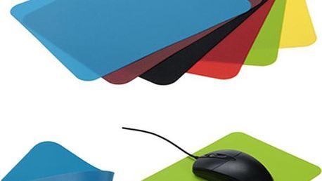 Silikonová podložka pod myš v mnoha barvách