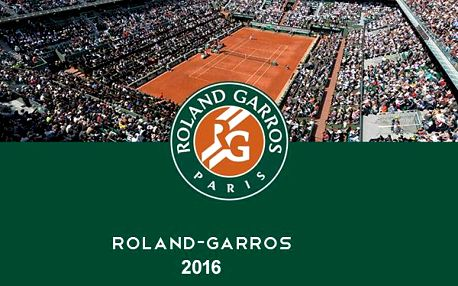 Zájezd do Paříže na závěrečné dny tenisového turnaje ROLAND GARROS 3. - 6.6.2016 včetně ubytování, celodenní vstupenky a prohlídky Paříže