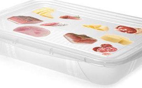 Set 2 krabiček na jídlo Fresh, 1,5 l
