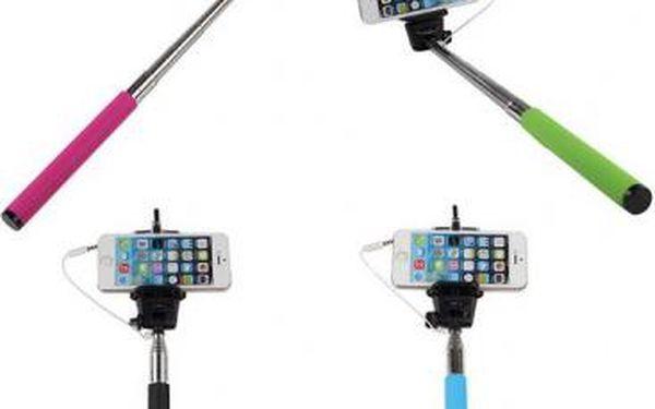 Buďte IN s Vaší novou selfie tyčí!