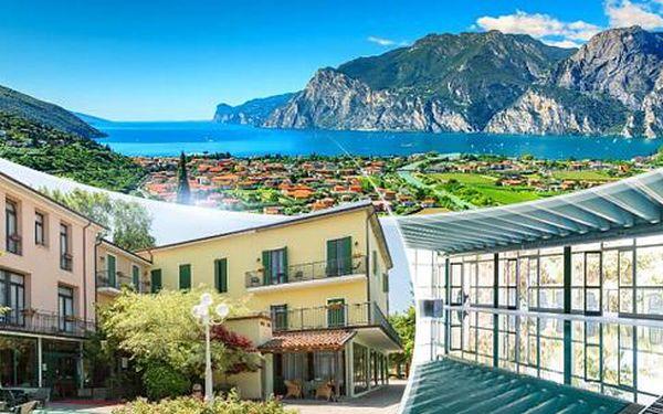 Itálie, Lago di Garda na 4 dny pro 1 osobu s polopenzí a wellness v hotelu** + děti do 6 let zdarma! Platí do října