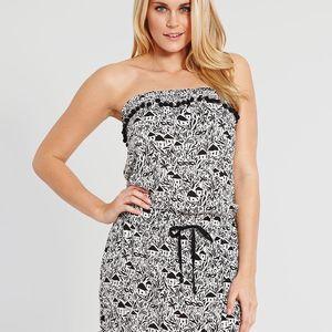 Příjemné dámské šaty Freya