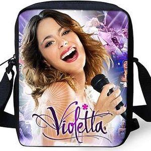 Violetta - taška přes rameno - 11 variant
