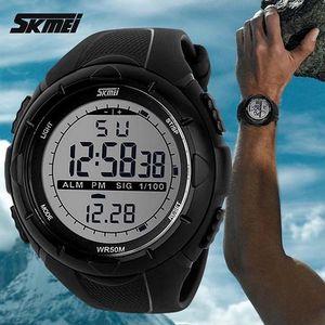 Pánské sportovní hodinky SKmei!