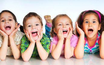 Hlídání dětí v miniškolce se zábavným programem