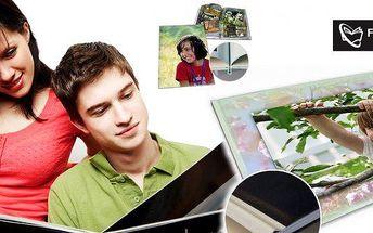 Dejte svým vzpomínkám podobu! Fotokniha nebo fotosešit v kvalitním provedení! Až 104 stran Vašich zážitků na kvalitním papíře! Se zárukou proti vypadávání stran! Tisknuto je na lesklý kvalitní fotopapír a potisk desek máte zdarma!