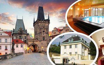 Krásná okouzlující Praha, která nikdy nepřestane udivovat! Užijte si pobyt v hotelu Pawlovnia se snídaněmi a rodinnou vstupenkou do ZOO Praha (2 dospělí + 2 děti od 3 do 15 let. Vstup do bazénu s protiproudem zdarma! Příjemná atmosféra hotelu a kvalita na