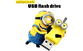 USB flash disk Mimoni - 14 stylů, 4GB - 64GB