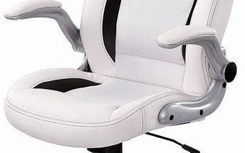 Kancelářské křeslo SATURN bílé