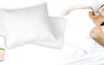 Set přikrývka 140 x 200 cm + polštář prošívaný 70 x 90 cm s osobním odběrem v Praze! Pro dostatečný a zdravý spánek potřebujete kvalitní přikrývku a komfortní polštář pod hlavu. Zvolte tuto sadu, která je vhodná pro alergiky a dopřejte si ničím nerušený s