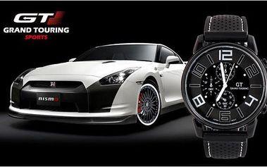 Silikonové hodinky GT!