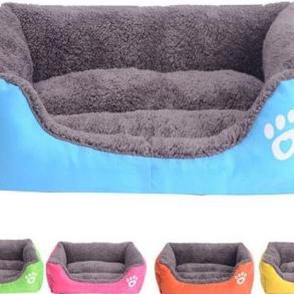 Pohodlný pelíšek pro zvířátka