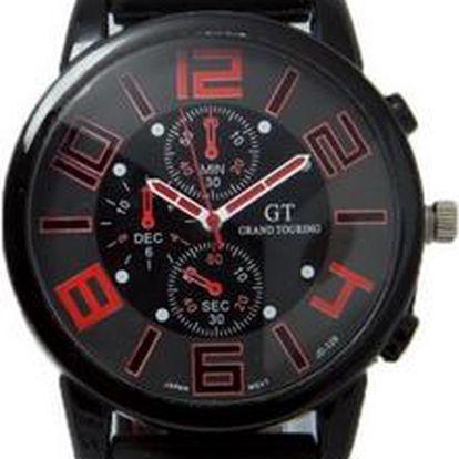 Pánské analogové hodinky - 4 barvy