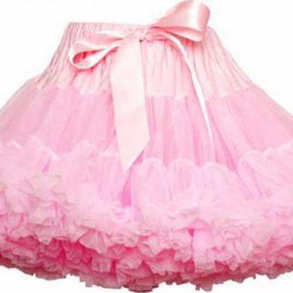 Rozverná tutu sukně Petite - buďte naprosto nepřehlédnutelná!