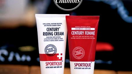 Krém pro cyklisty Sportique!