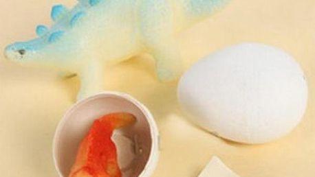 Dinosauří vejce - dejte vajíčko do vody a sledujte líhnutí dinosaura!
