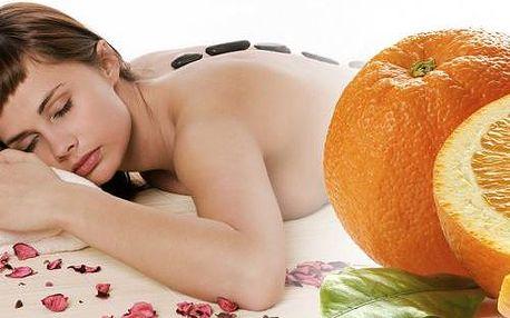 Užijte si masáž lávovými kameny a pomerančovým olejem, při které se dokonale uvolníte! V domácím prostředí s bezbariérovým přístupem.