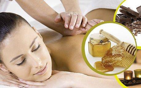 Masáž dle vašeho výběruv Praze!45 nebo 50 minutová masáž veStudiu Step. Vybírat můžete zmedové, čokoládové, relaxační nebo aroma masáží.
