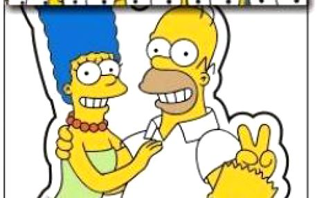 3x Papírový osvěžovač The Simpsons dle vlastního výběru!