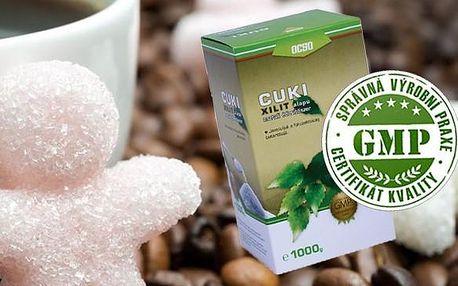 Březový cukr - zdravé sladilo z něhož NEPŘIBERETE