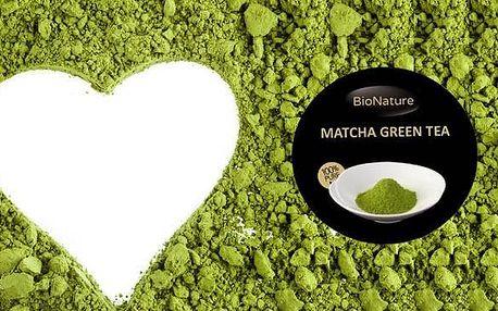 Matcha - mletý japonský zelený čaj 100g
