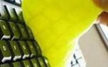 Super clean - revoluční čisticí hmota pro klávesnice a jiná zákoutí!