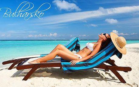 Letní dovolená v Hotelu Penelope*** na plážích v Primorsku včetně snídaně a dopravy
