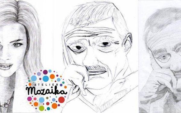 Naučte se kreslit jako umělec za dva dny! Kurzy kreslení pravou mozkovou hemisférou se konají po celé České republice! Veškeré pomůcky máte v ceně, kurz je vhodný pro všechny co rádi malují od 9 let! Odreagujte se a užijte si tento nezapomenutelný kurz!