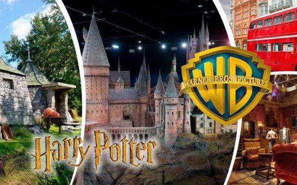 Třídenní zájezd za Harry Potterem do Londýna pro 1 osobu! Prohlédněte si Bradavice, Hagridovu chatrč, Příčnou ulici, naučte se kouzlit s hůlkami nebo projeďte vozíkem zdí na Nástupišti 9 a 3/4! Těšte se i na prohlídku Londýna a nejznámějších památek včetn