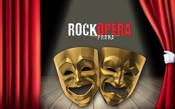 40% sleva na strhující dramata v RockOpeře