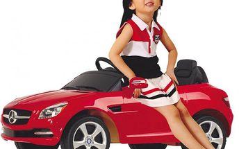 Buddy Toys BEC 7019 El aut Mercedes SLK