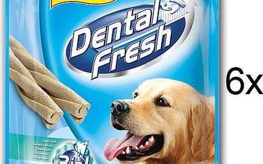 FRISKIES Friskies dental fresh pes 6 x 180g