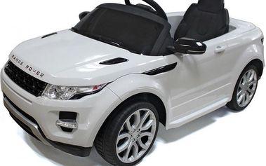 Buddy Toys BEC 8017 El. Auto Rover Wh.