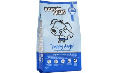 Barking Heads Puppy Days 12 kg + Obojek Scalibor Protectorband antiparazitní obojek pro psy - 48 cm v hodnotě 299 Kč jako dárek + Doprava zdarma