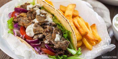 Döner kebab Žižkov